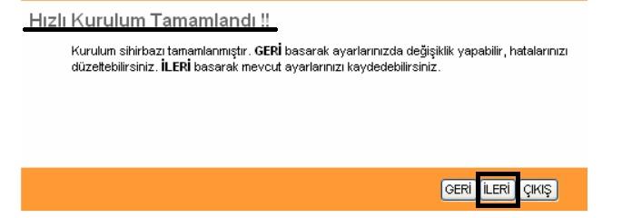 'TP-LINK TD-W8951ND' Modem Kurulumu ve Kablosuz Ayarlar_7