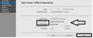 'TP-Link TD-W8960N' Modem Kurulumu ve Kablosuz Ayarlar_4