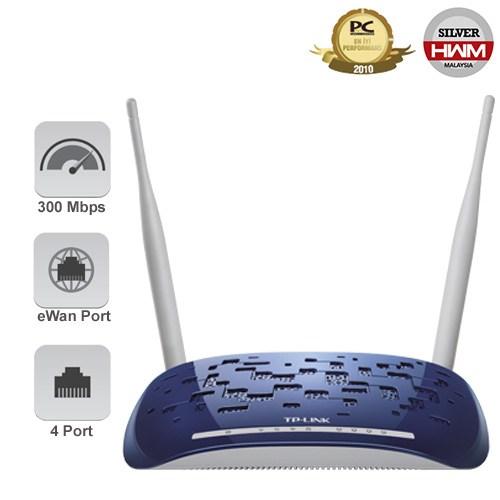 'TP-Link TD-W8960N' Modem Kurulumu ve Kablosuz Ayarlar (Resimli Anlatım)